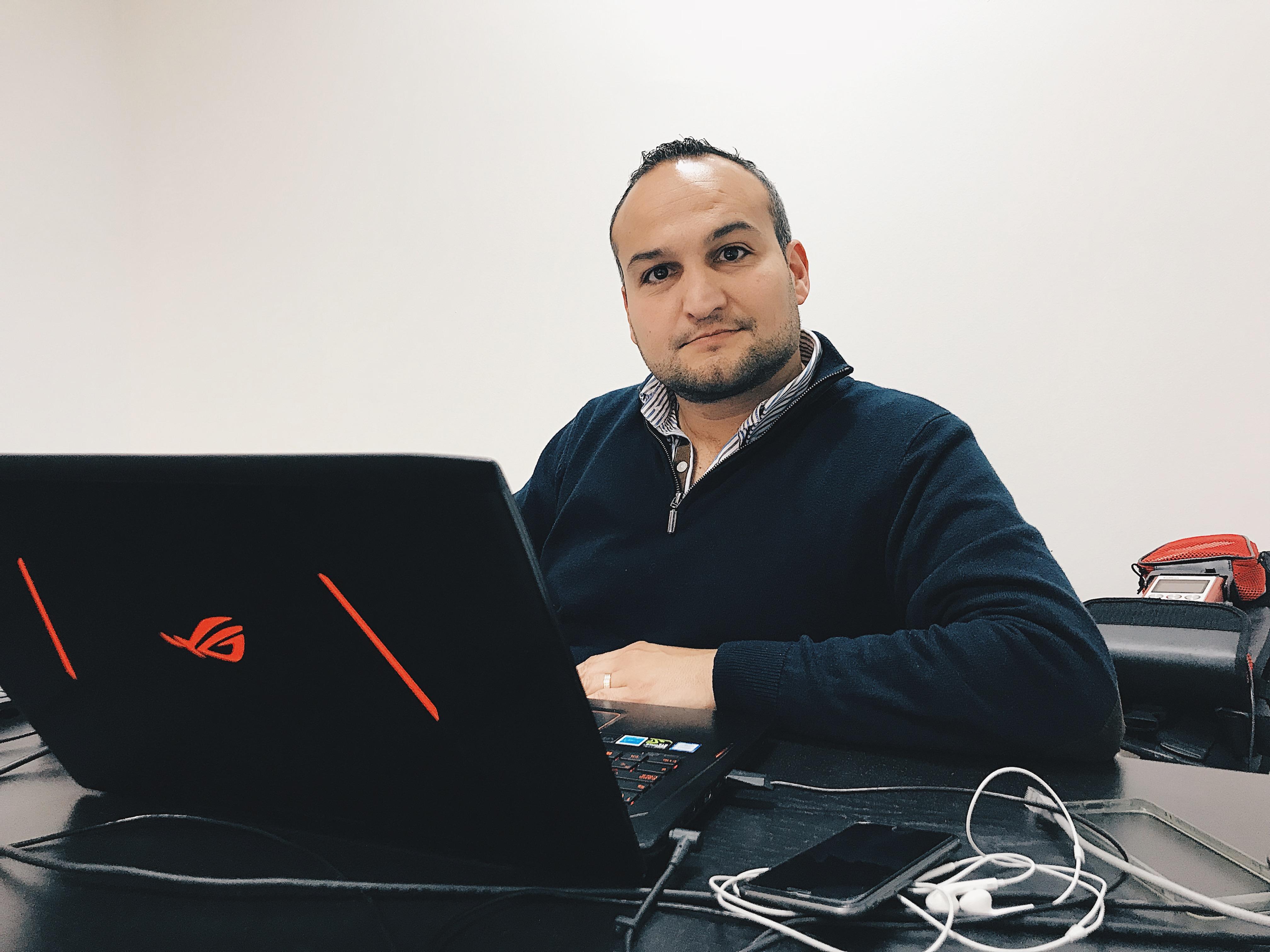 Conheça melhor o Nuno Benavente, fundador e gerente da Protools Audiovisual Solutions